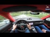Porsche 911 GT2 RS 700HP Weissach POV Test Drive