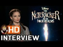 THE NUTCRACKER AND THE FOUR REALMS 2018 - Mackenzie Foy Interview