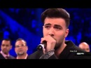 Jencarlos canela singing united states national anthem on nbo boxing Canelo vs Khan