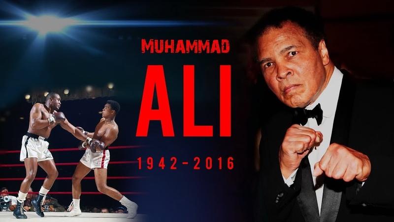 In Memory of Mohammad Ali