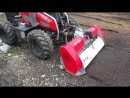 PTH Micro Crusher the perfect solutions for landscapers or small rural road