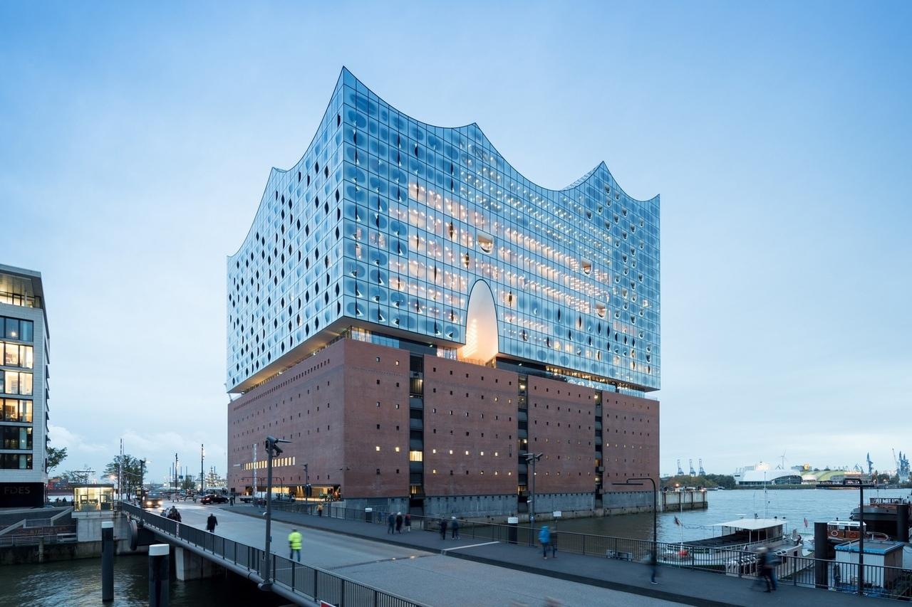 Elbphilharmonie Hamburg / Herzog