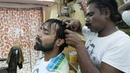 Baba Sen the Cosmic Barber Head Massage