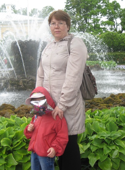 Елена Меньшикова, 21 мая 1972, Вологда, id130487237