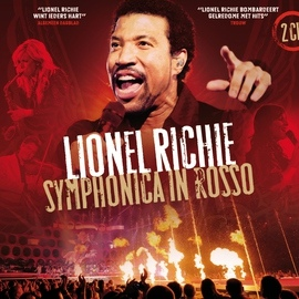 Lionel Richie альбом Symphonica In Rosso 2008
