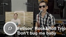 Fetisov' RockRoll Trio - Don't bug me baby (Live in Triangle studio)