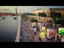 Москва Таймлапс и гиперлапс. Moscow timelapse and hyperlapse