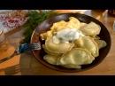 Два с половиной повара. Выпуск 19. Украинский обед: настоящий борщ с чесночными пампушками по суперсекретному рецепту, домашнее сало и вкуснейшие вареники с творогом и картошкой.