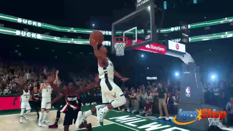 NBA 2K19 - MyTEAM Giannis Antetokounmpo 20th Anniversary Packs
