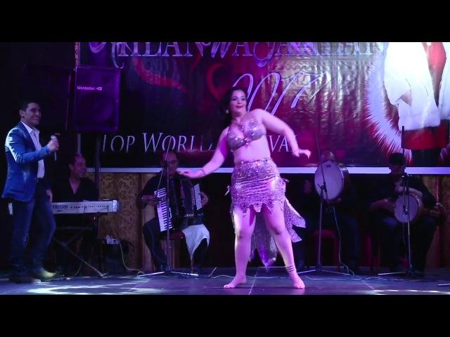 Morjana @AHLAN WA SAHLAN Festival -- Zay El Assal