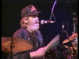 Levon Helm, Ringo Starr and the 1989 All Starr Band