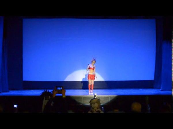 Ryuichi (г. Саратов) - Rasen (Onitsuka Chihiro , фильм Wasabi) [AJISAI 2018]