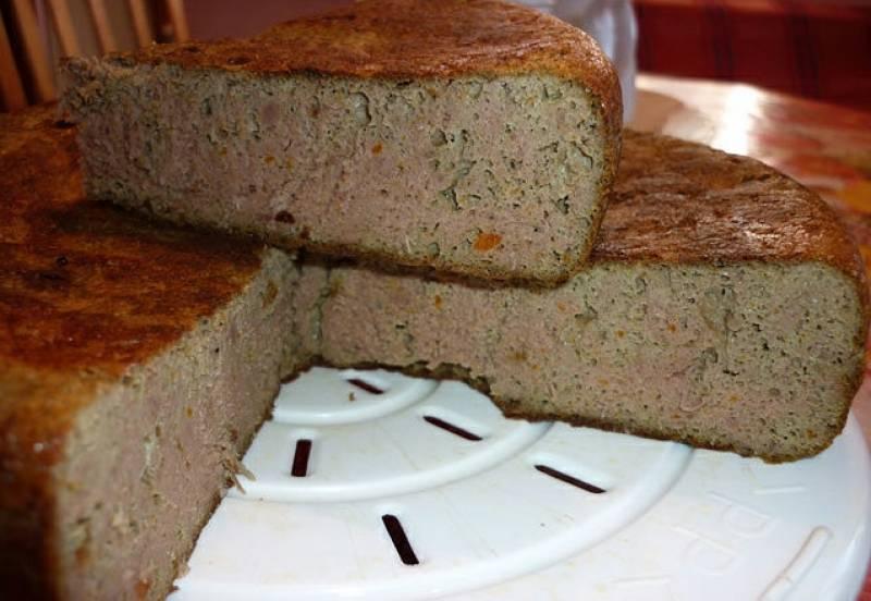 Как приготовить печеночный пирог в домашних условиях