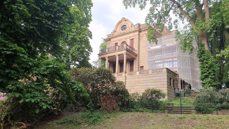 Park Mülheim an der Ruhr Villa Josef Thyssen