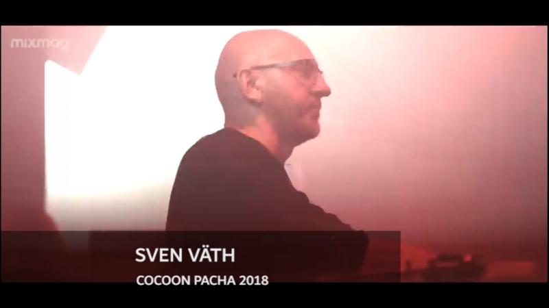 Sven Vath - Live @ Cocoon x Pacha 2018