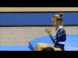 Daria Nazukova 11-12 Womens Trampoline 2014 World Age Groups