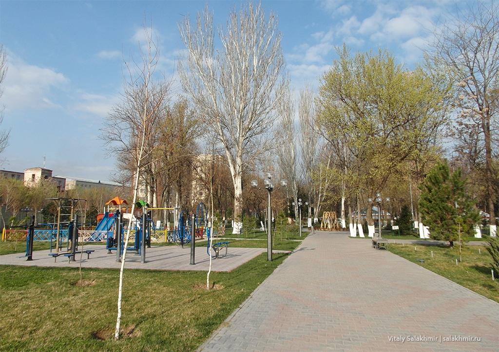 Центральный парк, Шымкент 2019