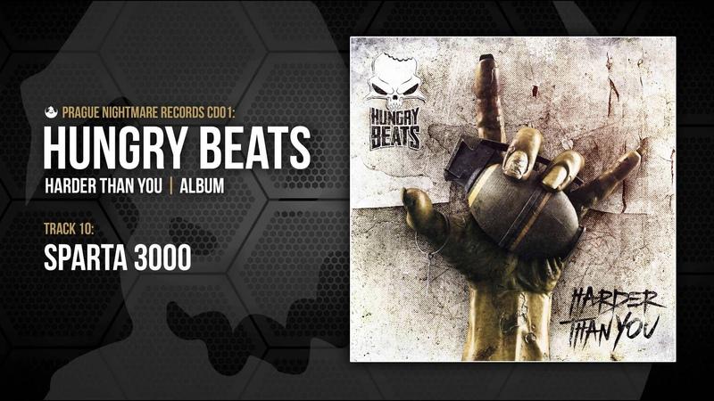 HUNGRY BEATS - SPARTA 3000