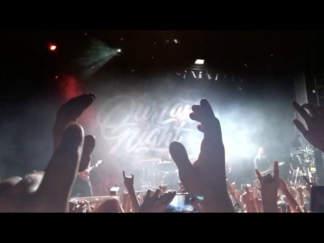 Our Last Night - Broken Lives 19.11.17 @ГЛАВClub Green Concert