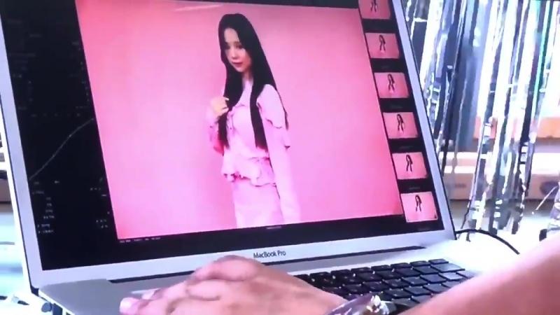 日本デビューシングルUPDOWNJAPANESE VERSION - - 初回限定盤A Jacket Making solji cut2 - - EXID 이엑스아이디 - 솔지