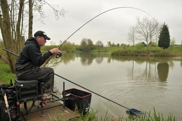 рыбалка на спиннинг в апреле спб