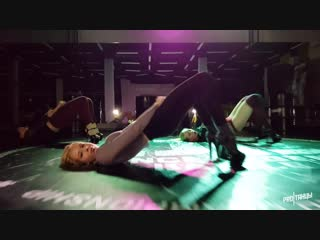 Strip Choreography by Evgeniya Perminova