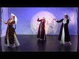 Уйгурский танец. Заказать узбекские танцы на праздник.