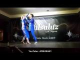 Танцуют Альфонсо и Моника Сергей Челобанов и Алла Пугачёва Незванный гость.