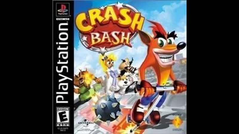 {Level 21} Crash Bash - Music Pogo Padlock