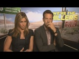 Hilarious video Jennifer Aniston plays penis pictionary during We're The Millers interview!