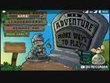 Очередное прохождение Plant vs Zombie .mp4