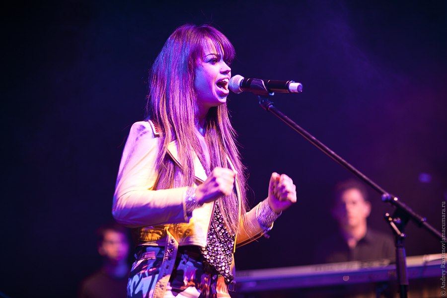 Aura Dione concert