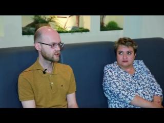 Встреча с Яргиной О.А. и Копыриным Д.А. на Мой Доктор ТВ