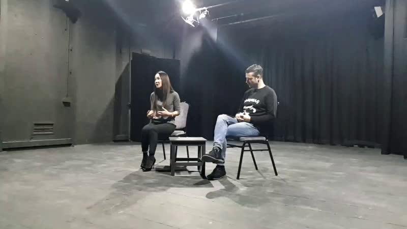 Евгения Игумнова, театр им. Комиссаржевской