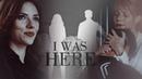 Natasha black widow tony iron man ❖ i was here