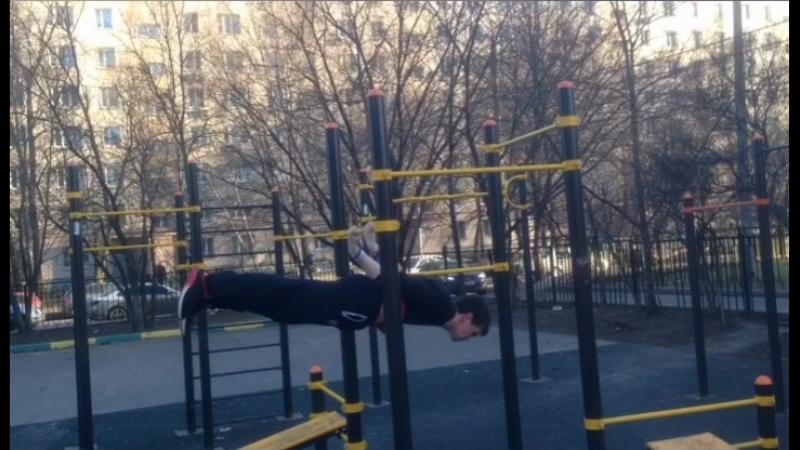 Oleg SW 34R Workout Video 04