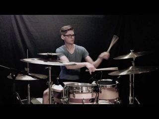 We Can't Stop - Miley Cyrus Drum Cover
