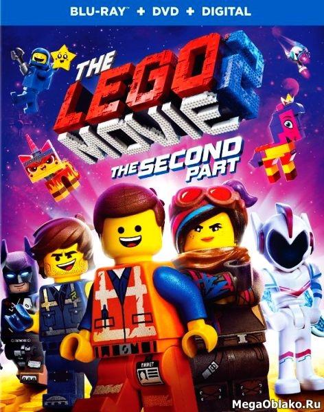 ЛЕГО Фильм2 / The Lego Movie 2: The Second Part (2019/BDRip/HDRip)