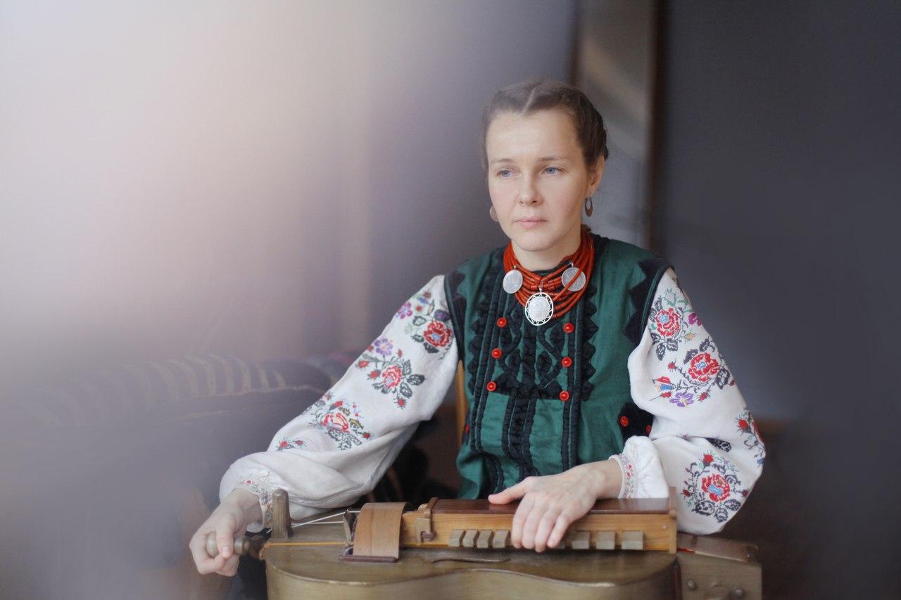 Наталья Сербина: рождественские колядки под лиру