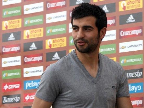 Альбиоль стал спортивным директором