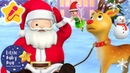 Christmas Songs for Kids | Sing a Song of Christmas | KARAOKE for Kids | Little Baby Bum