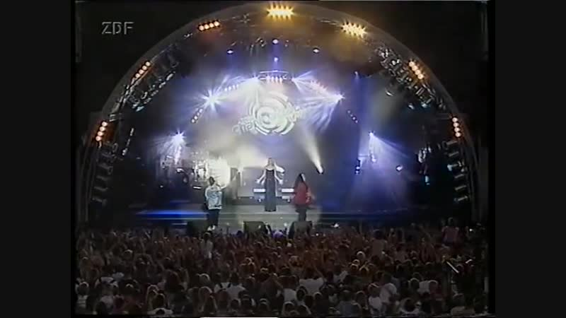 Highland - Se Tu Voi, live, ZDF 1999_⁄2000