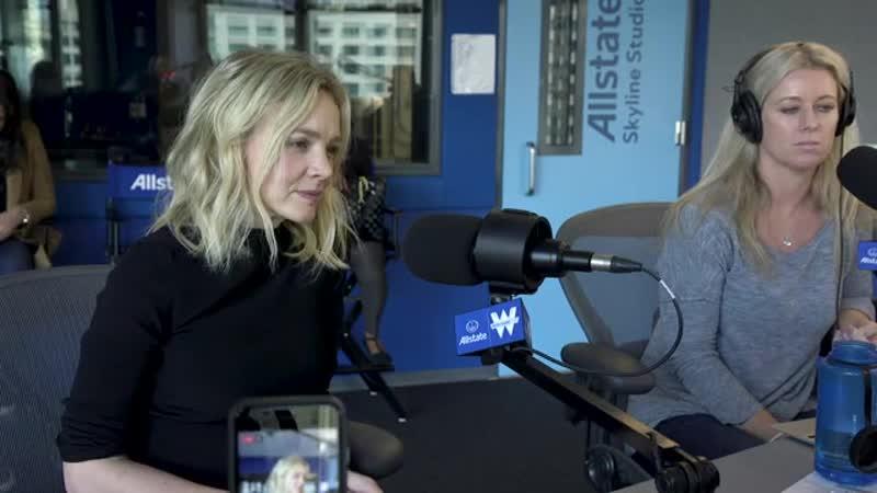Кэри Маллиган на WGN Radio I 16.10.2018