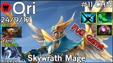 Ori VG plays Skywrath Mage!!! Dota 2 Full Game 7.20