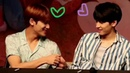 Meanie / MinWon couple Mingyu x Wonwoo couple Moment 24