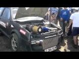 Турбо ВАЗ 2108 тюнинг авто своими руками 2014