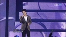 Lim Chang Jung - Be forgotten farewell @ SBS Inkigayo 인기가요 100214