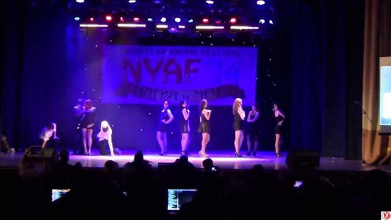 Видео от NekoИ NYAF 2014 26 смотреть онлайн без регистрации
