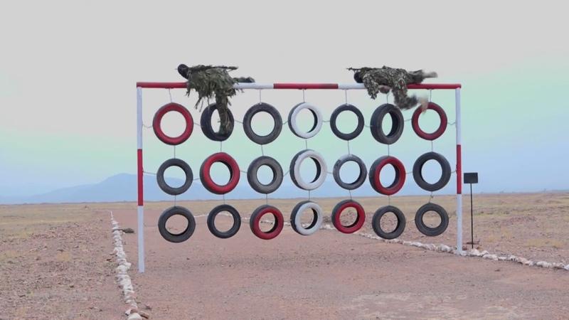 Naxçıvan Qarnizonu qoşunlarında keçirilən növbəti snayper hazırlığı kursu uğurla başa çatıb