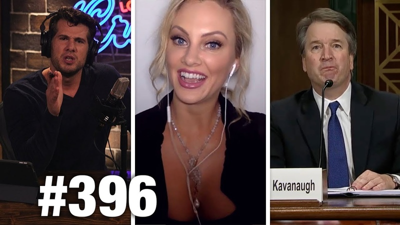 396 KAVANAUGH HEARINGS: RAPING A MAN'S REPUTATION! Nicole Arbour Guests   Louder With Crowder